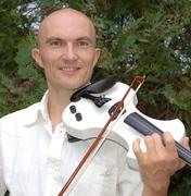 E-Violine Miroslav Grosser