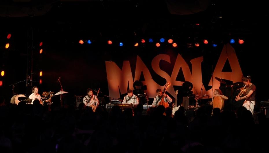 Masala Weltmusik Festival