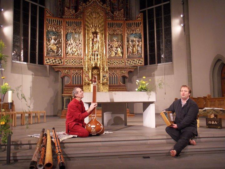 Willi Grimm &  Jens Mügge