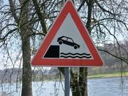 Vorsichtig in Dresden!