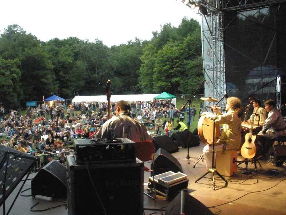 Globaltica Festival in Poland