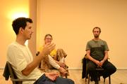 Overtone singing iniciation in Mallorca Spain - Gonzalo Bolla