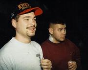 Marshall and Chuck