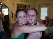 two of my daughters