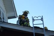 Chestnut Parkway fire