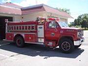 Engine 3 - Brush Truck