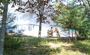 Structure Fire - Surry