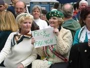 feck the french
