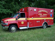 Aberdeen Fire Company NEW 292