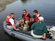 Boat Training
