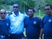 Firefighter Fiji Isles