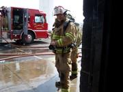Training Photo's / House Burns