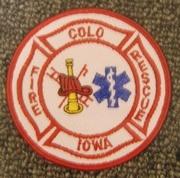 Colo Fire/Rescue-Iowa