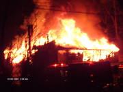 Country Inn Fire
