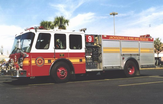 Jacksonville's FD E-9