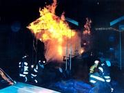 Truck #2 , Blaire Street Fire
