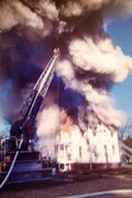 Truck #7 days ,Berkshire Cottage-Tougaloo College Fire  01/91