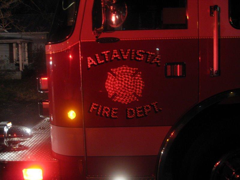 altavista fire