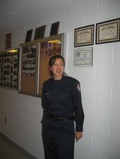 uniformed up