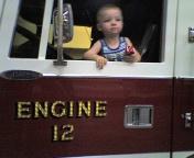 Devin on Engine 12