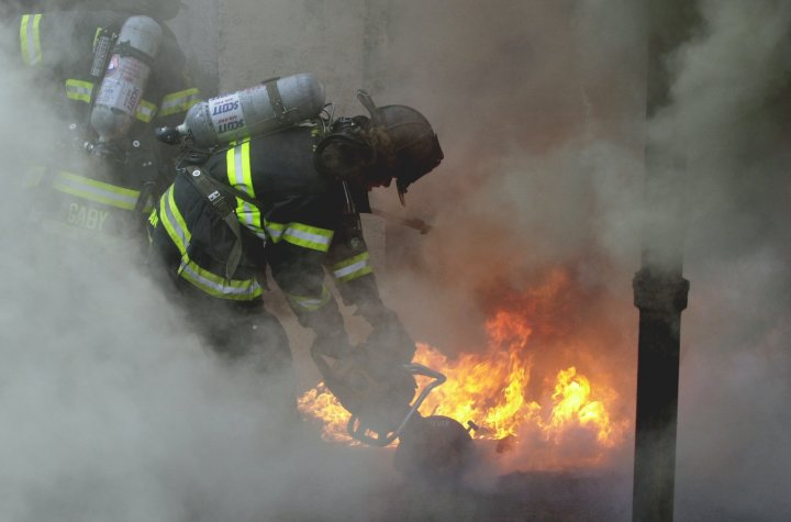 FDNY Lenox Road Fire 2nd alarm