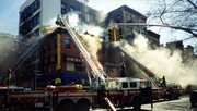 FDNY 2nd Alarm on arrival for a chinese rest.