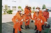 Osaka Fire Academy. 2002