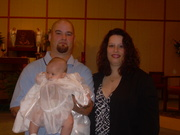 Amy and I with Rylee