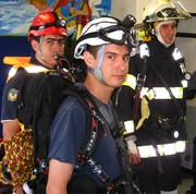 RESCUE AND FIREFIGHTING