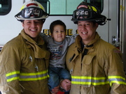 Mike, Aiden, and myself