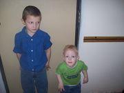 Allen and Dennis