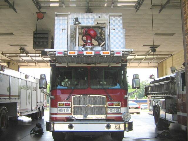 Fire Hdq. Truck No. 31