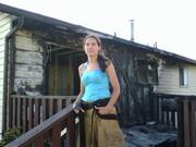 House fire! 7-13-08