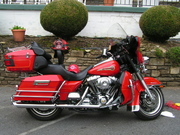 my harley in maggie valley