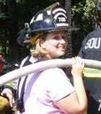 Me on Structure Fire