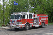 Beaufort Fire Rescue Engine 1