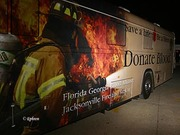Firefighters Blood Mobile