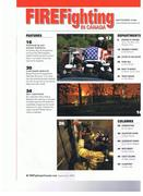 FireFighting in Canada Sept. 2008 issue