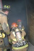 Smoke House At Training Center