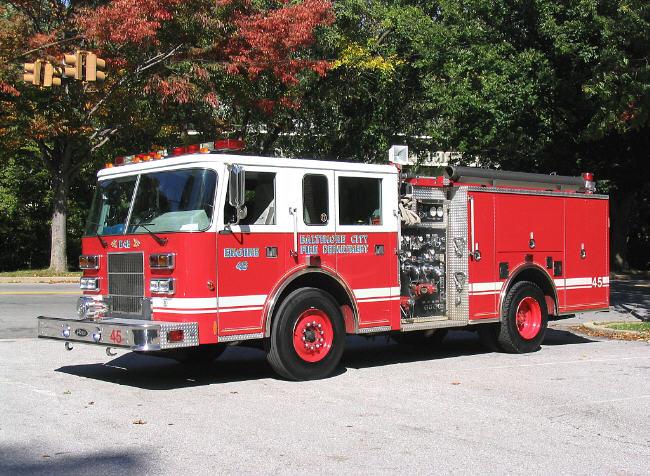 BC Engine 45