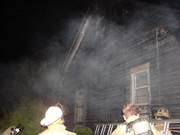 Fire on Aleo 9th Ave.