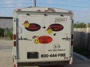 VSI Mobile Fire Pump Testing Trailer