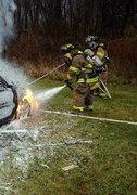 Car fire Demo