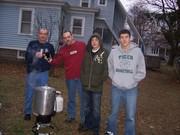 The Frying Crew