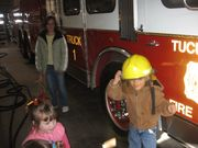 TFD and the kindergarteners