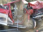 Hwy 12 Extrication- DeQunincy La. ( 1 fatality, 3 critical)