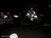 Our christmas float 2008
