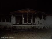 House Fire Dec 2008