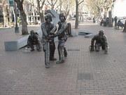 Seattle FD Firefighter Memorial