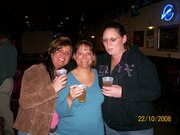 Cheers....Its My Bday....Candy, Me, and Heather